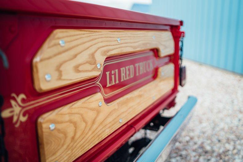 1979 Dodge D150 Li'l Red Express 16