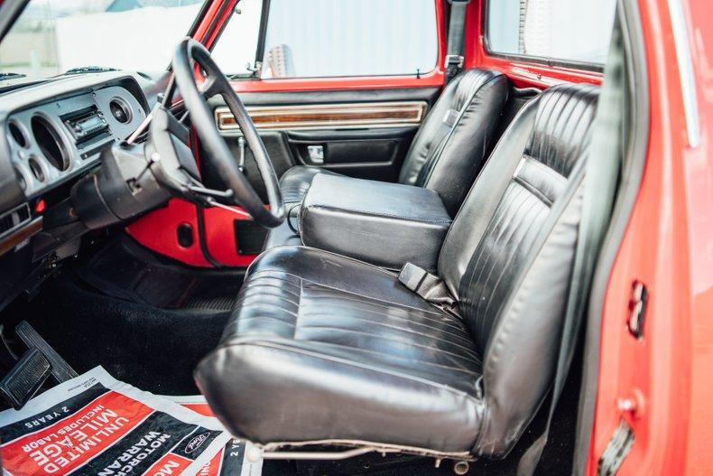 1979 Dodge D150 Li'l Red Express 87