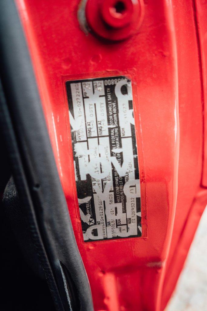 1979 Dodge D150 Li'l Red Express 95
