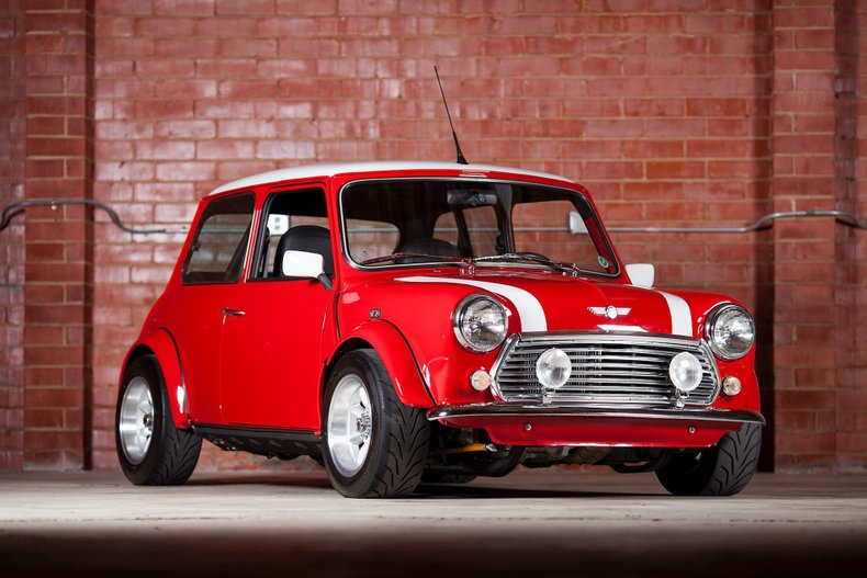 1973 Austin Mini
