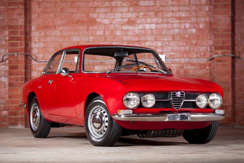 1968 Alfa Romeo 1750