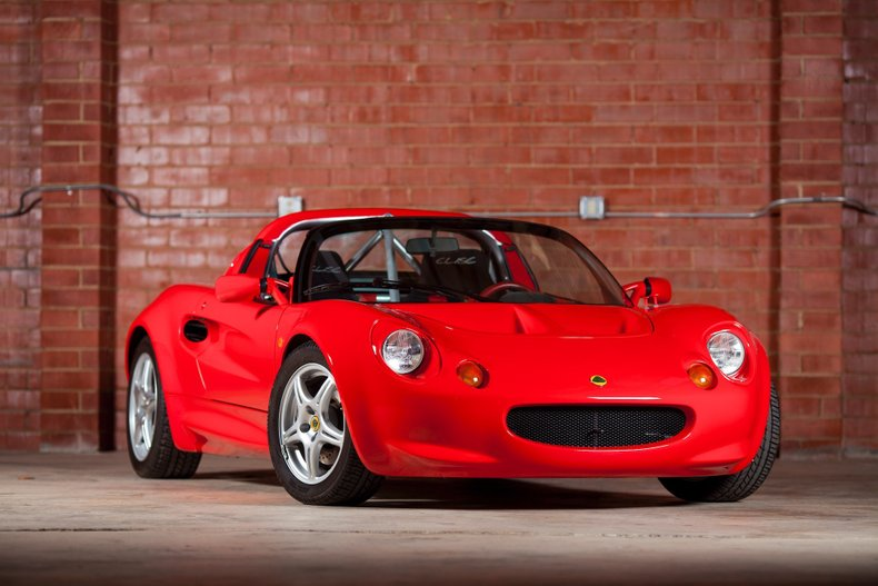 1998 Lotus Elise For Sale