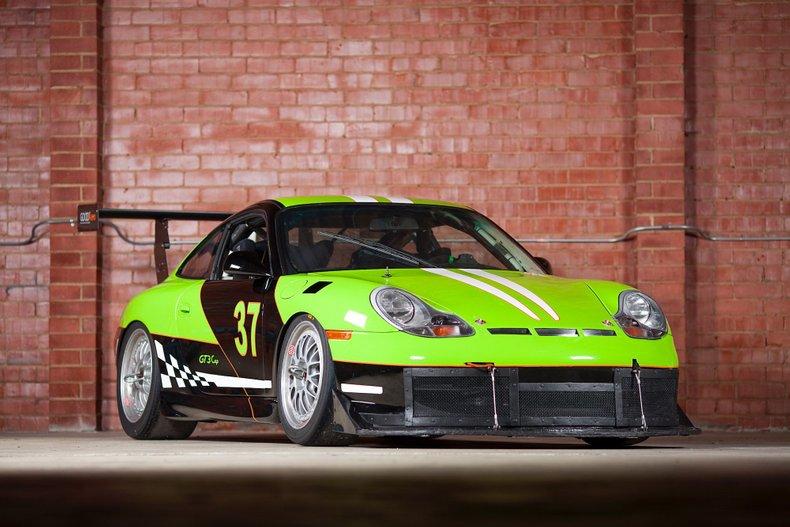2001 Porsche GT3 Cup