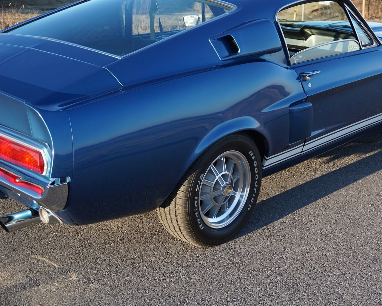 1967 Shelby GT500 | 2S Motorcars | Specializing in High