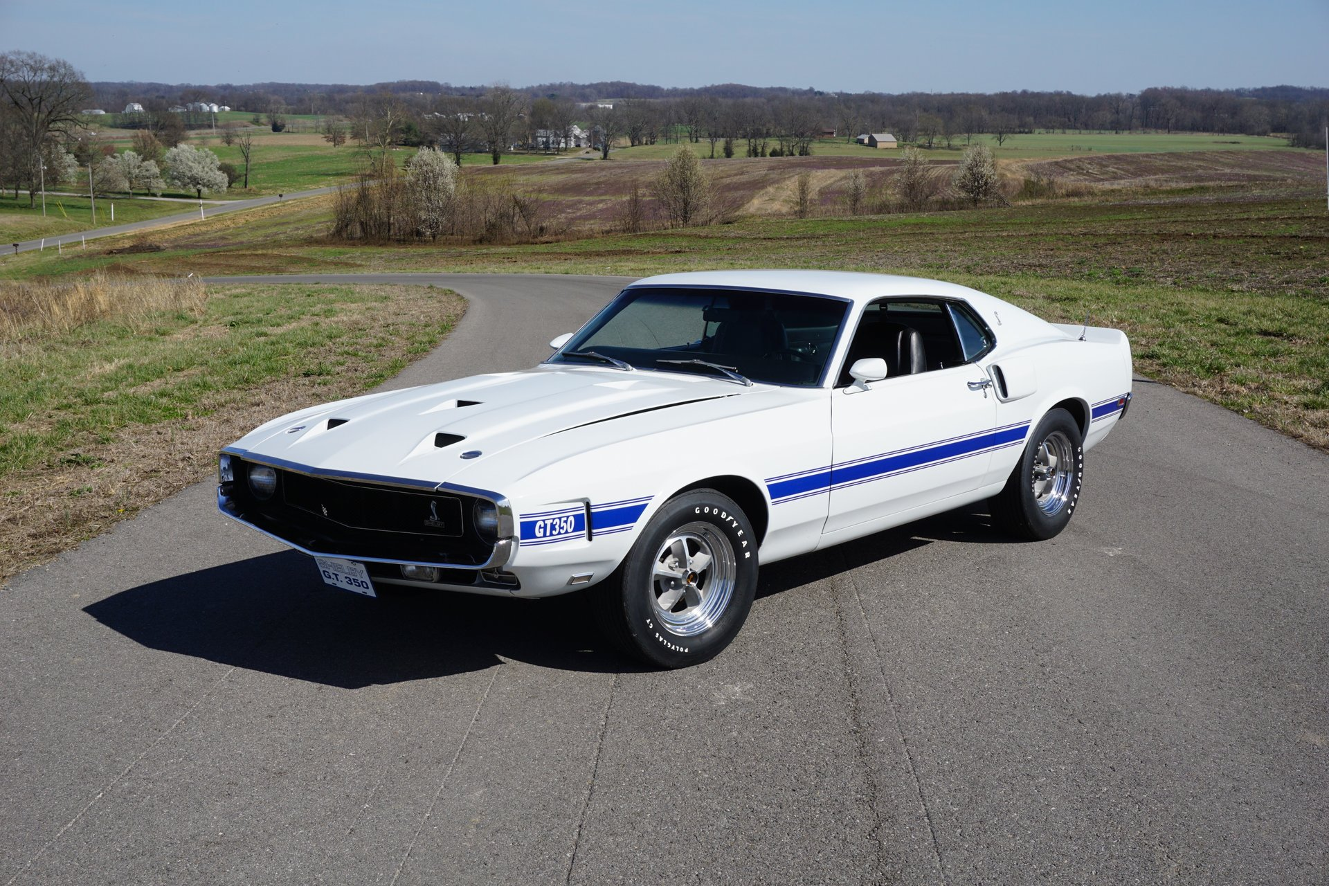 1969 shelby gt350 prototype