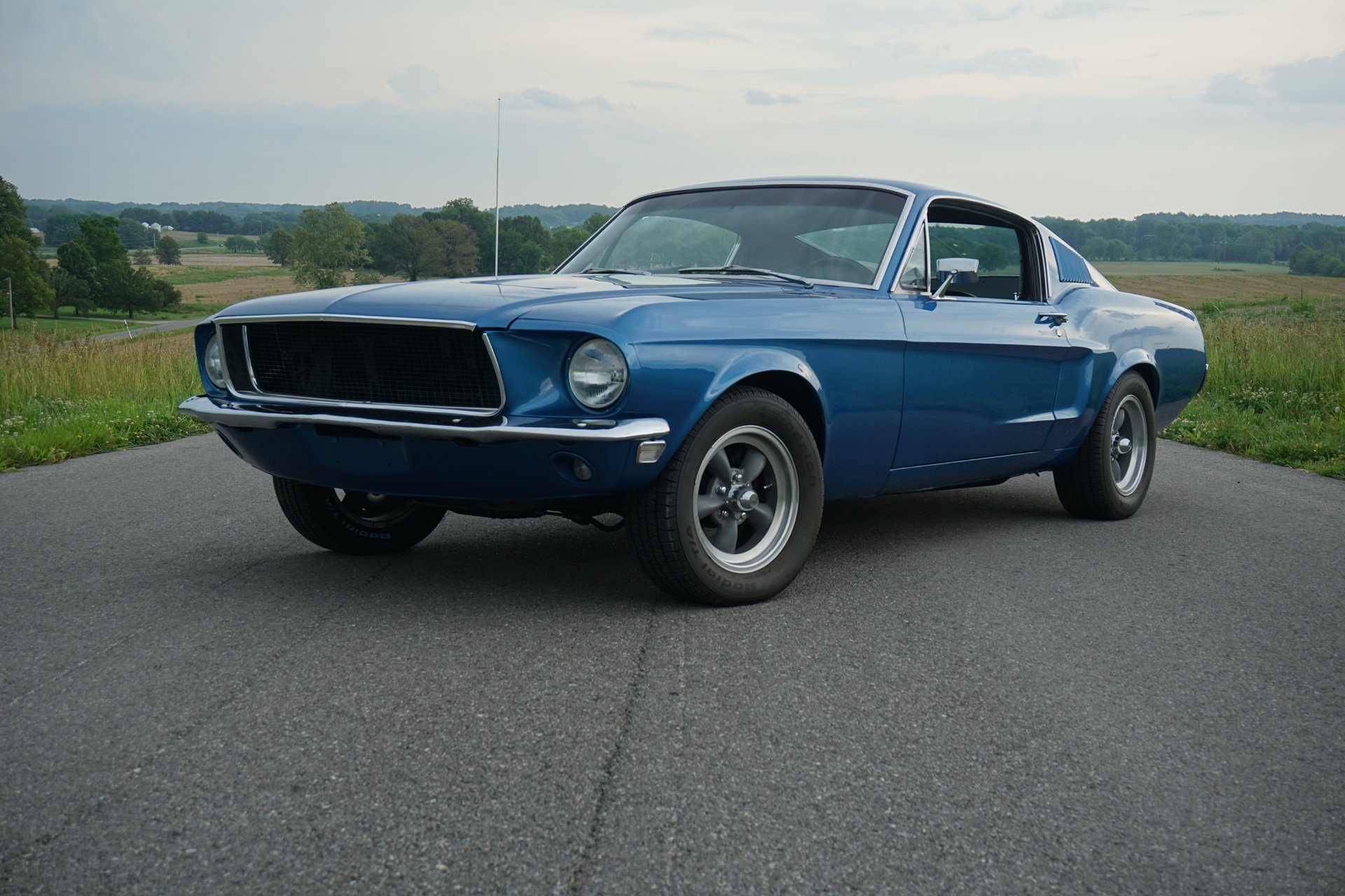 1968 ford mustang s code gt
