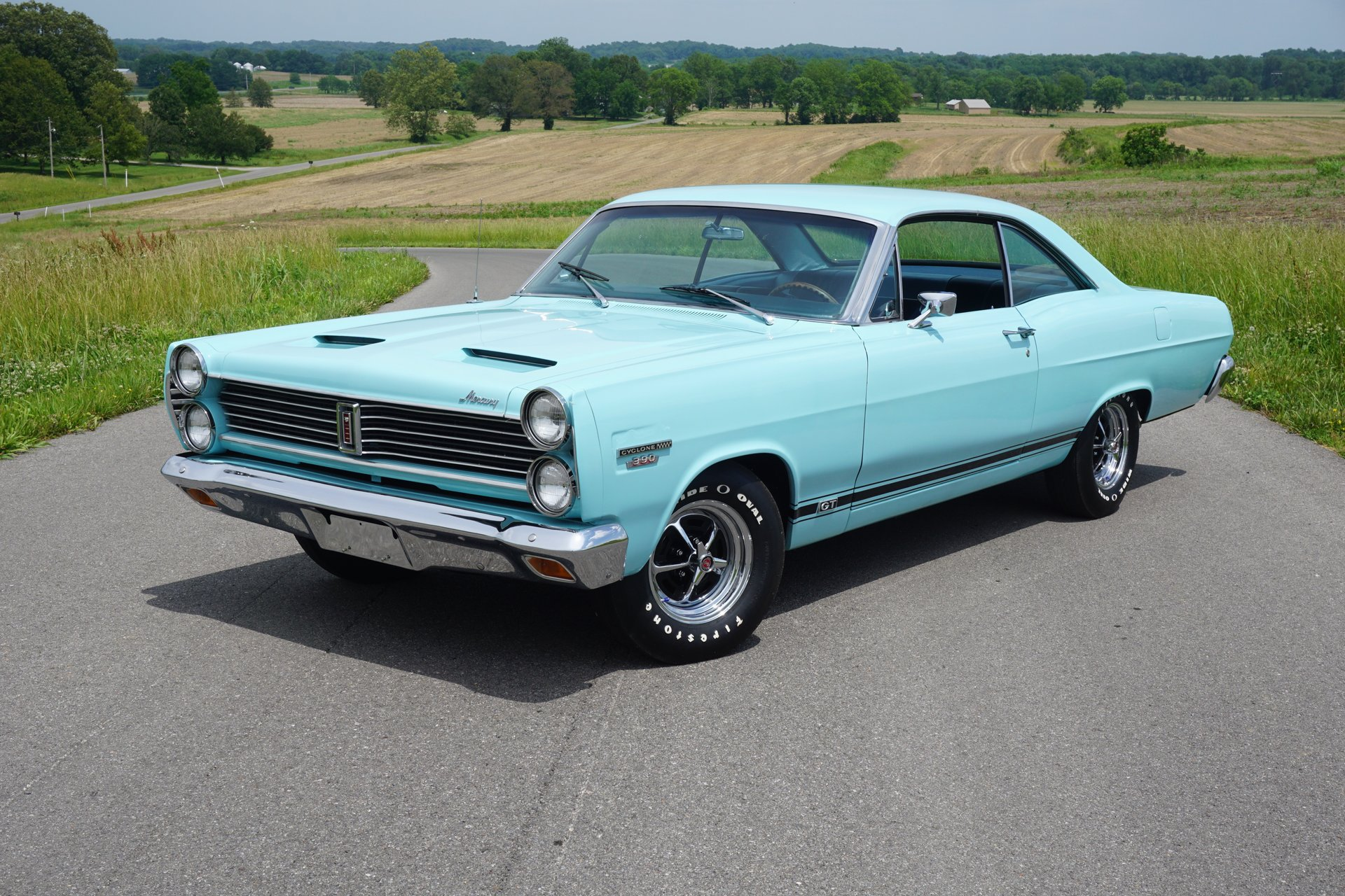 1967 mercury cyclone gt 390