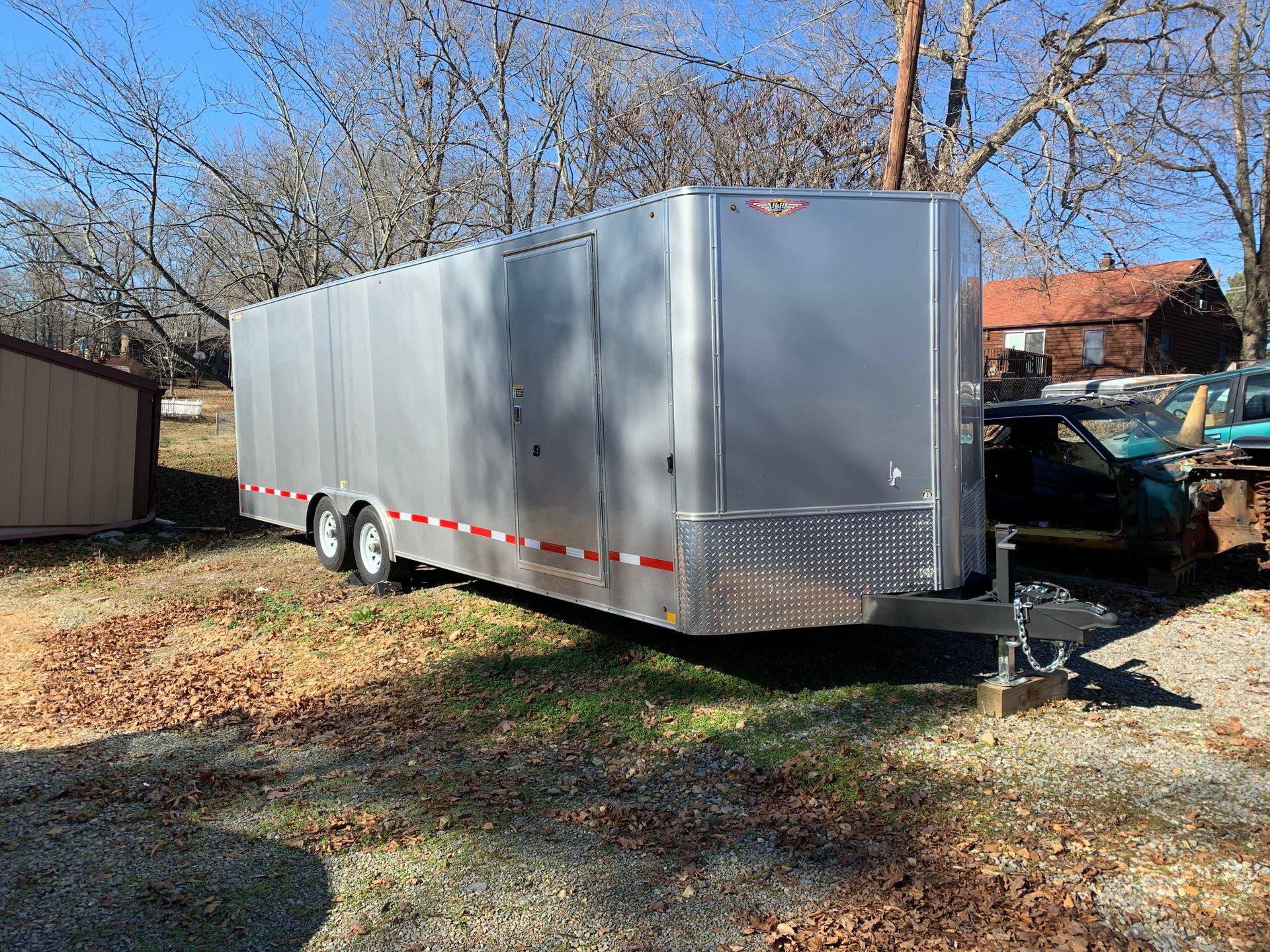 2020 h h trailer