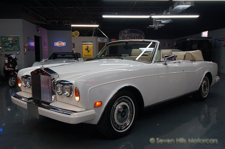 1994 Rolls Royce Corniche IV