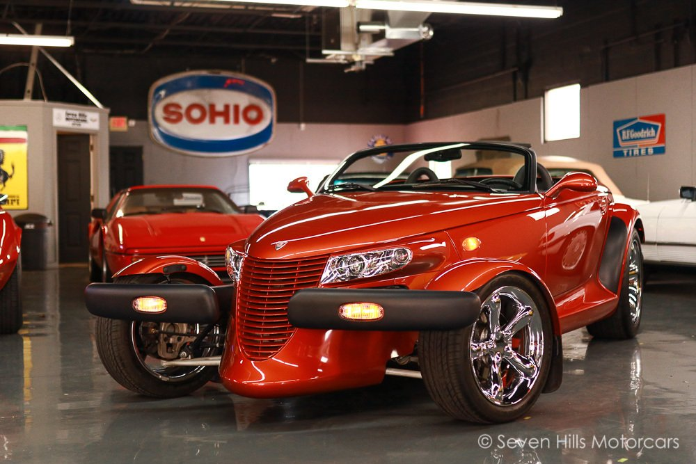 2001 plymouth prowler