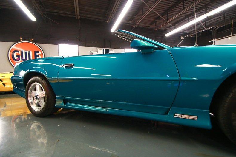 1992 Chevrolet Camaro Z28 for sale #171549   Motorious
