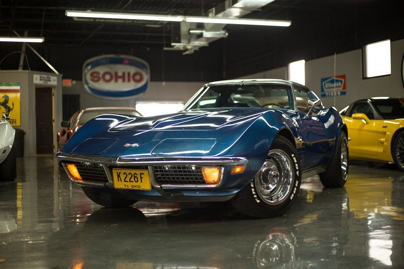 1971 Chevrolet Corvette Stingray