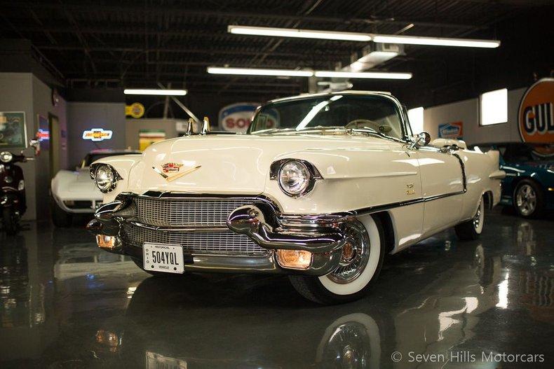 1956 Cadillac Eldorado For Sale