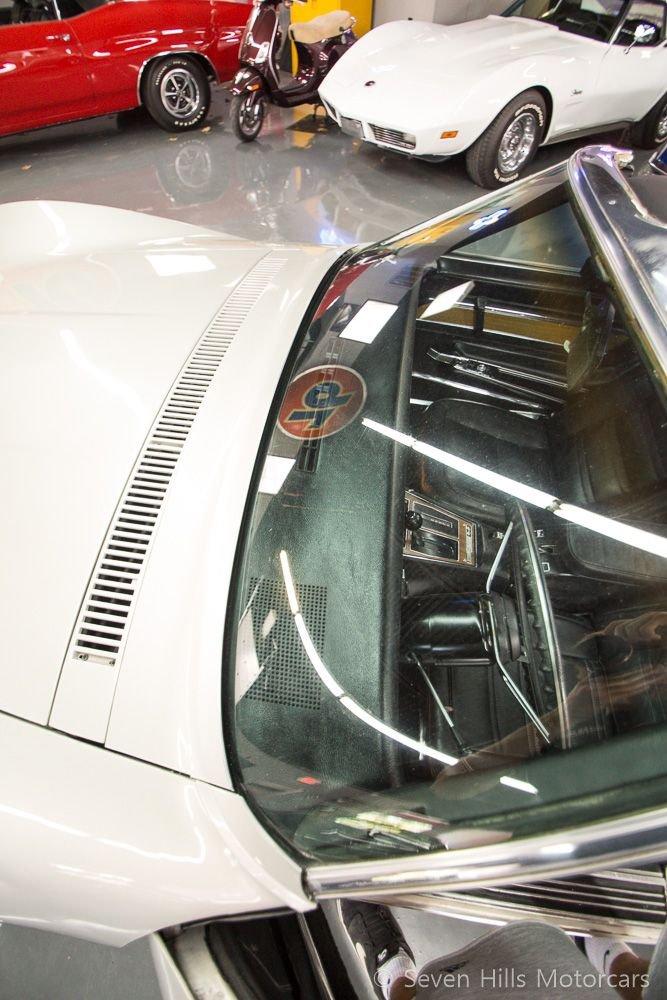 526671 | 1972 Chevrolet Corvette Stingray | Seven Hills Motorcars