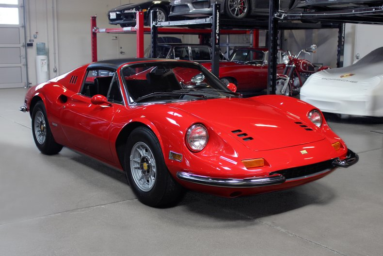 1973 Ferrari 246 GTS For Sale