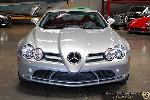 2005 Mercedes McLaren SLR