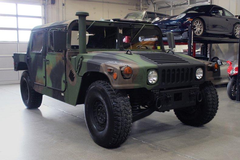 2009 Hummer H1