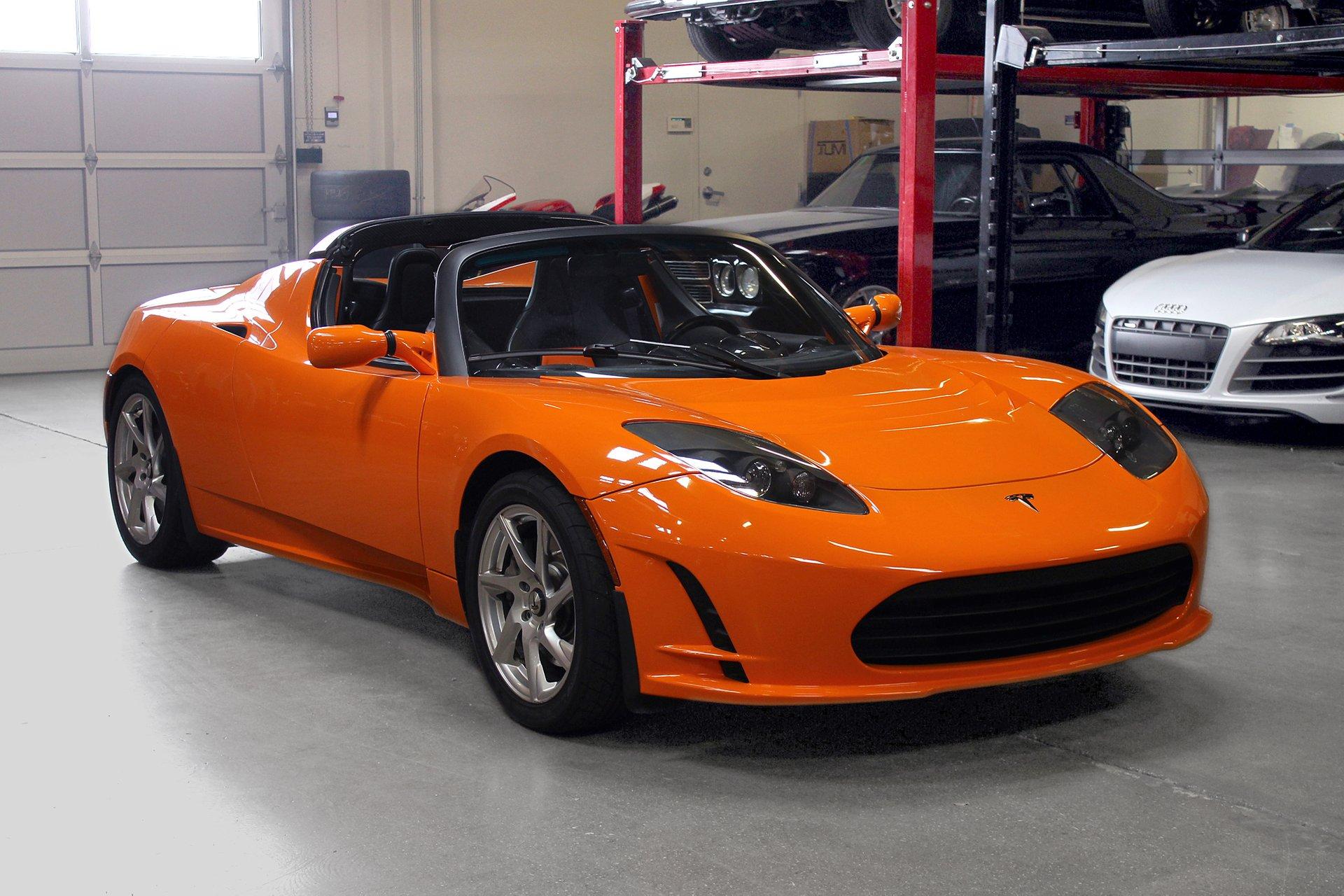 2011 tesla roadster 2 5