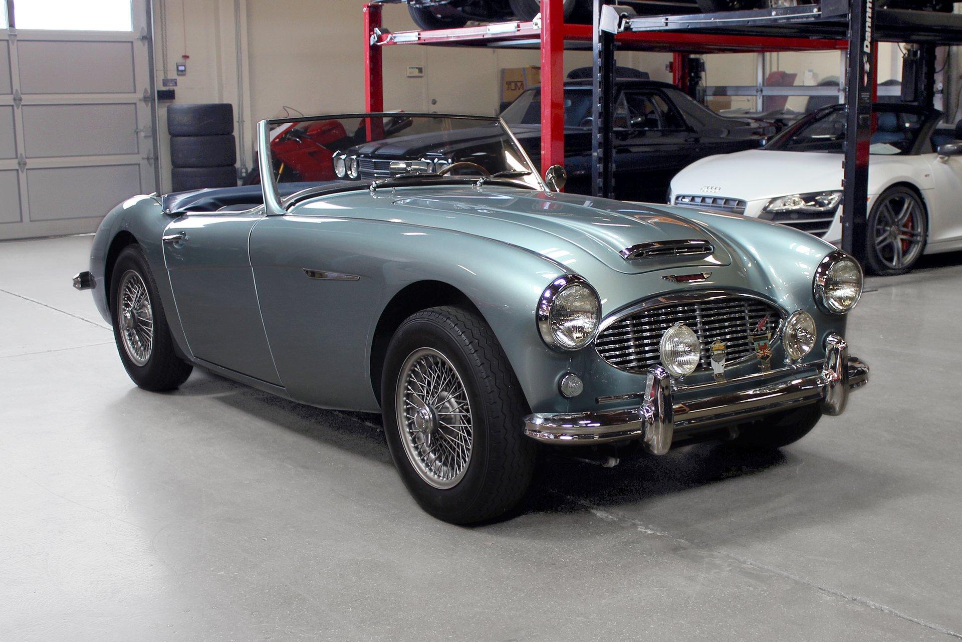 1958 austin healey 100 6 bn6