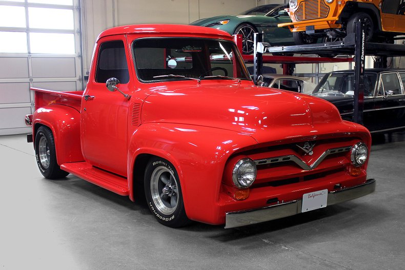 1955 Ford F100 Custom Pickup