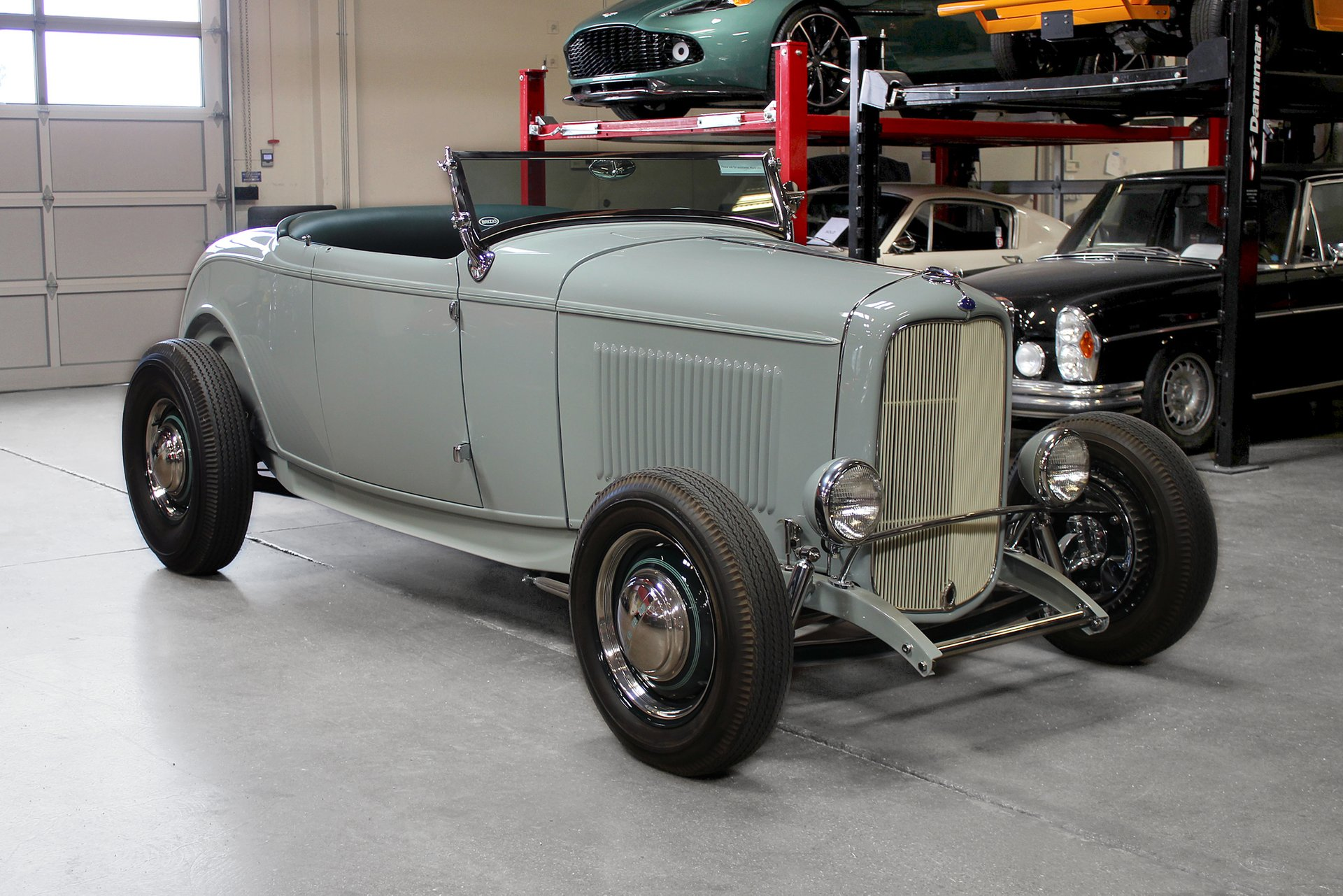 1932 ford high boy roadster roadster