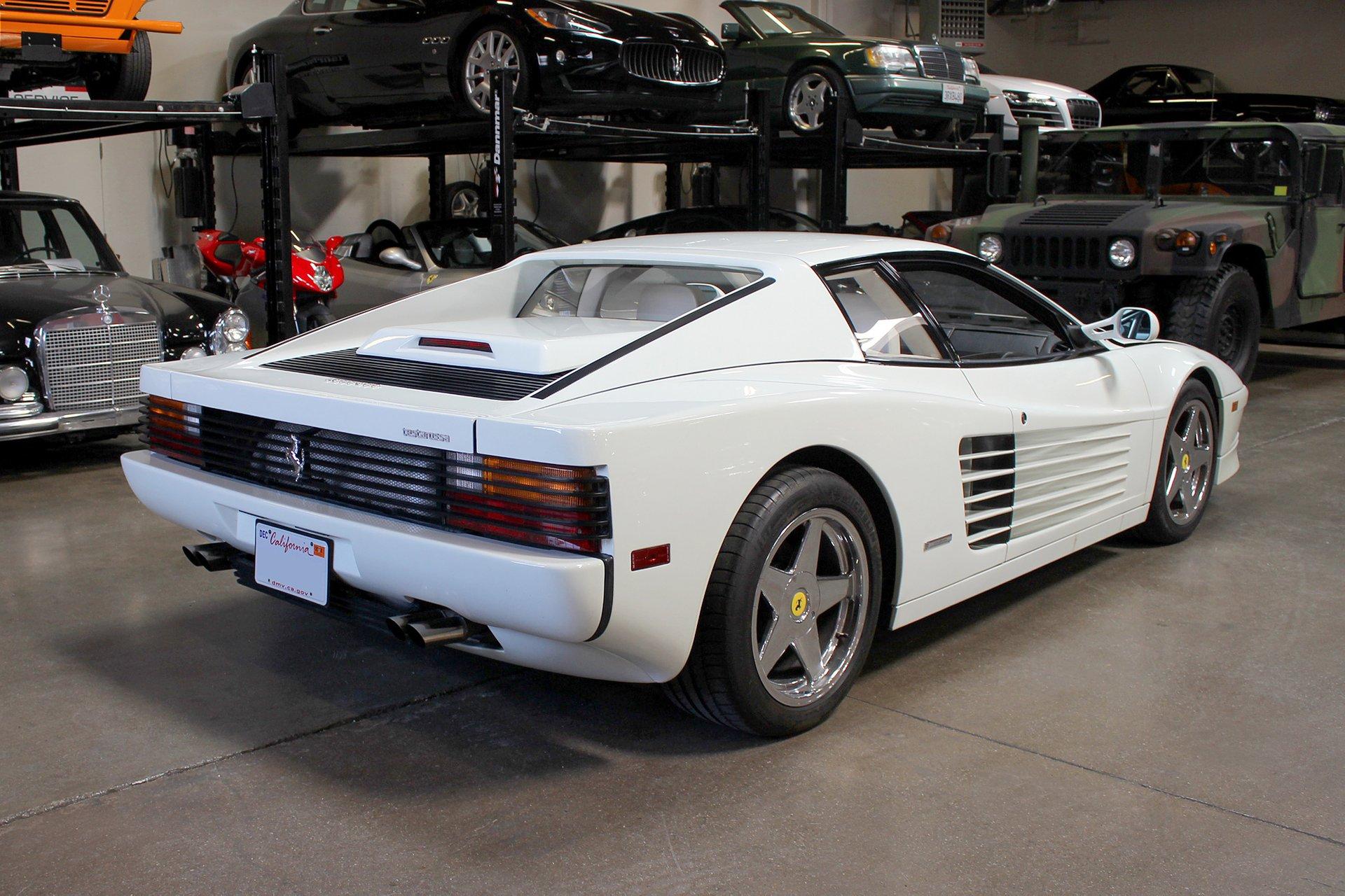 1988 Ferrari Testarossa For Sale 117016 Mcg