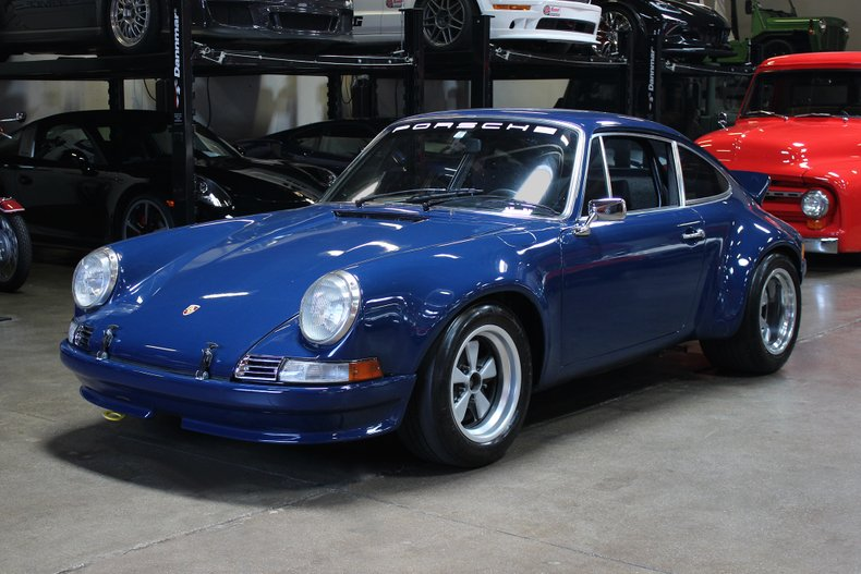 1972 Porsche 911 S For Sale