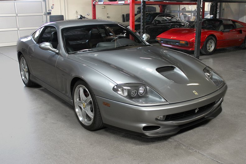 2000 Ferrari 550 Maranello For Sale