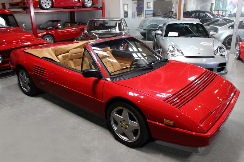 1990 Ferrari Mondial T Cab