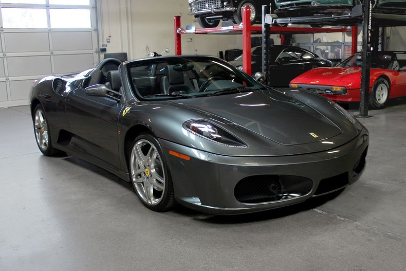 2006 Ferrari F430 Spider For Sale