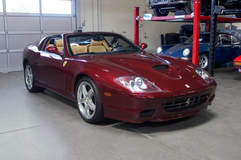 2005 Ferrari Superamerica For Sale