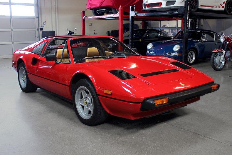 1985 Ferrari 308 GTS For Sale