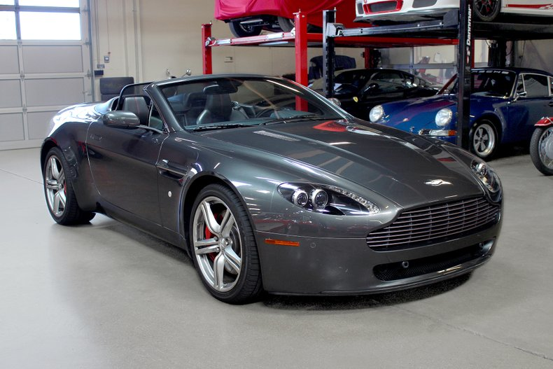 2009 Aston Martin V8 VANTAGE convertible