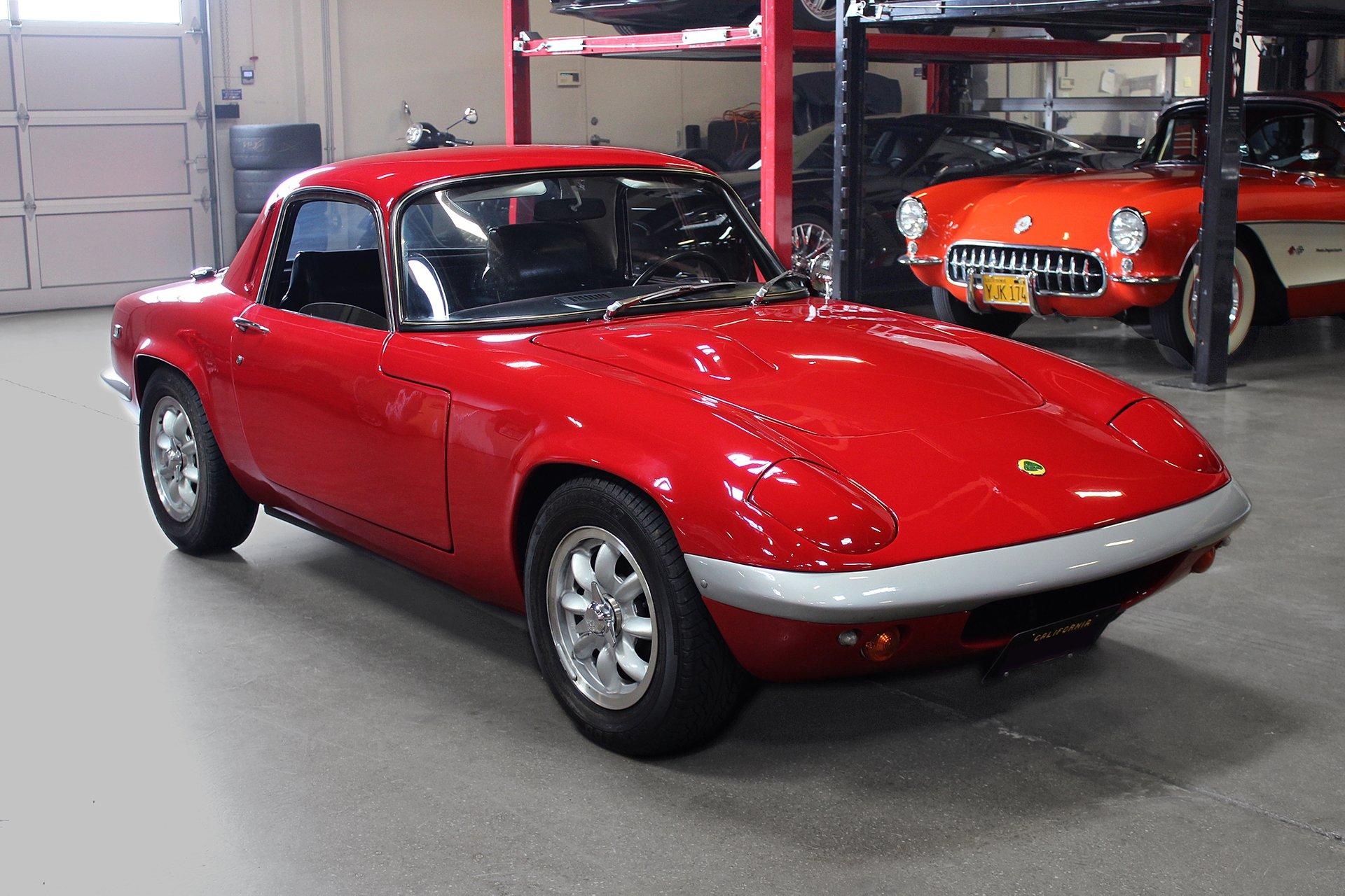 1969 lotus elan coupe