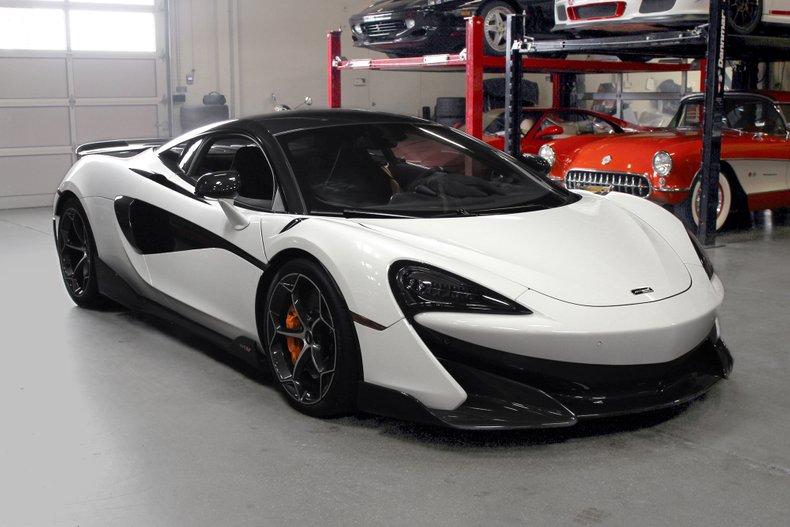 2019 McLaren 600LT For Sale