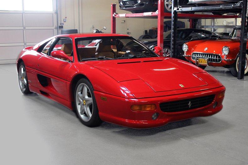 1997 Ferrari F355 GTB For Sale