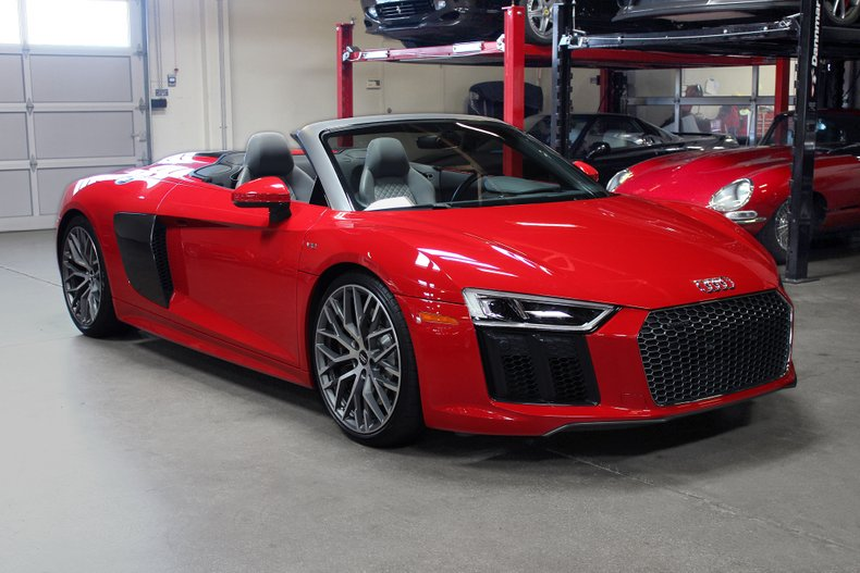 2017 Audi R8 Spyder For Sale