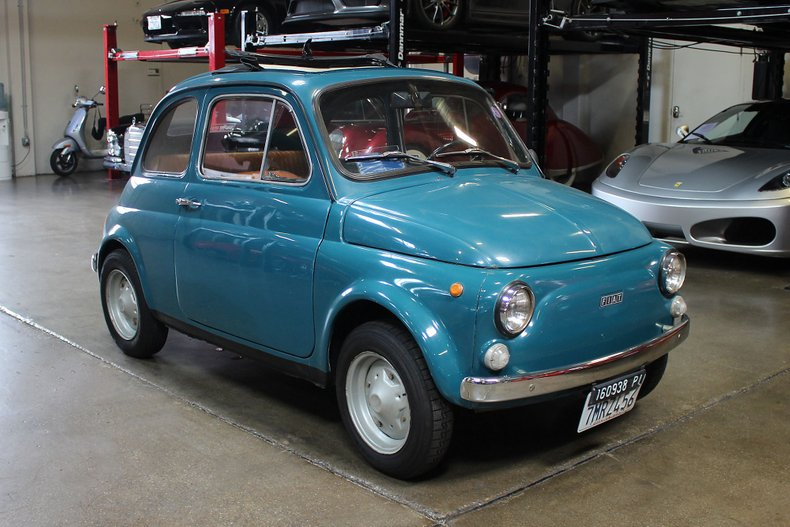 1971 Fiat 500L For Sale