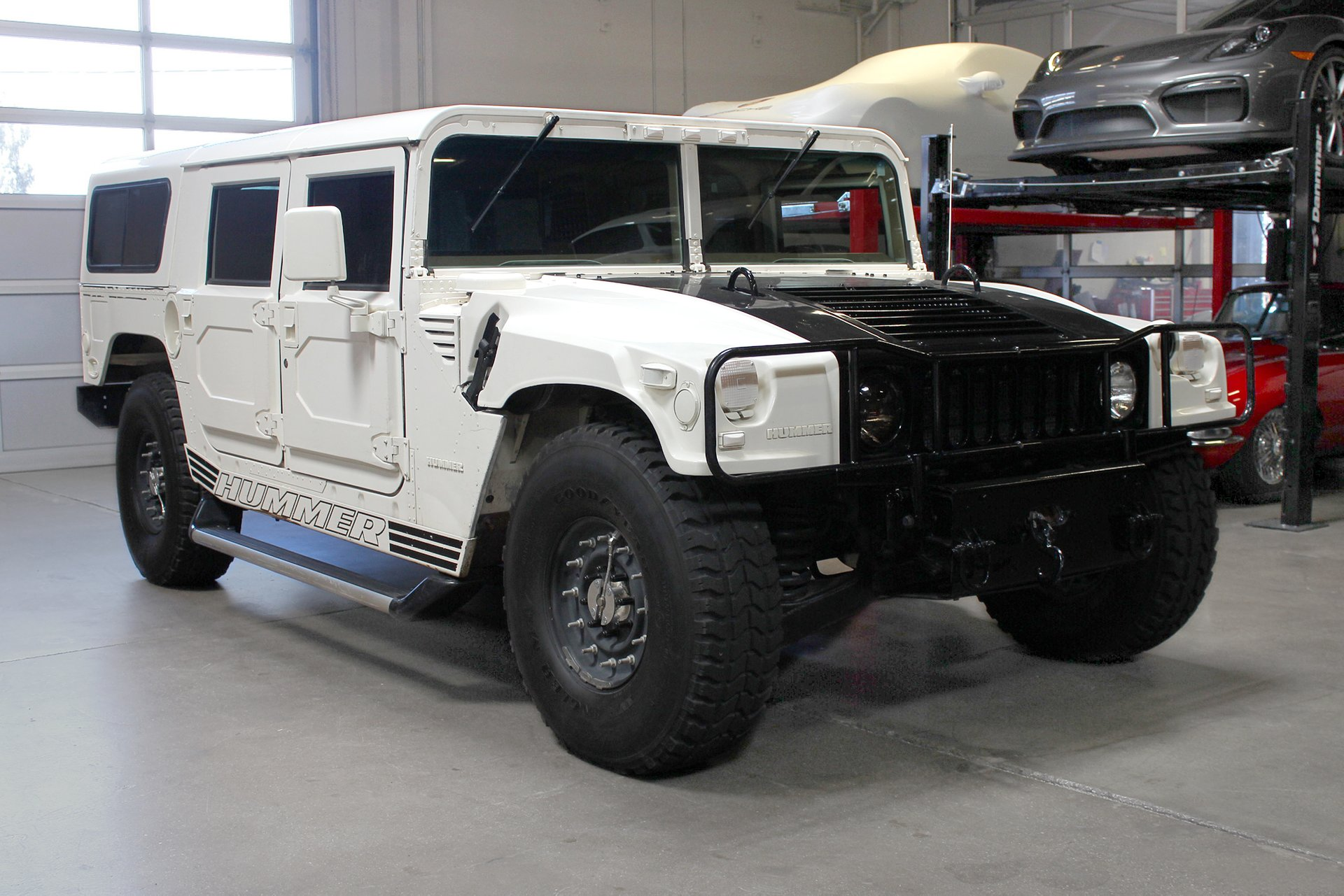 1994 am general hummer 4dr hard top