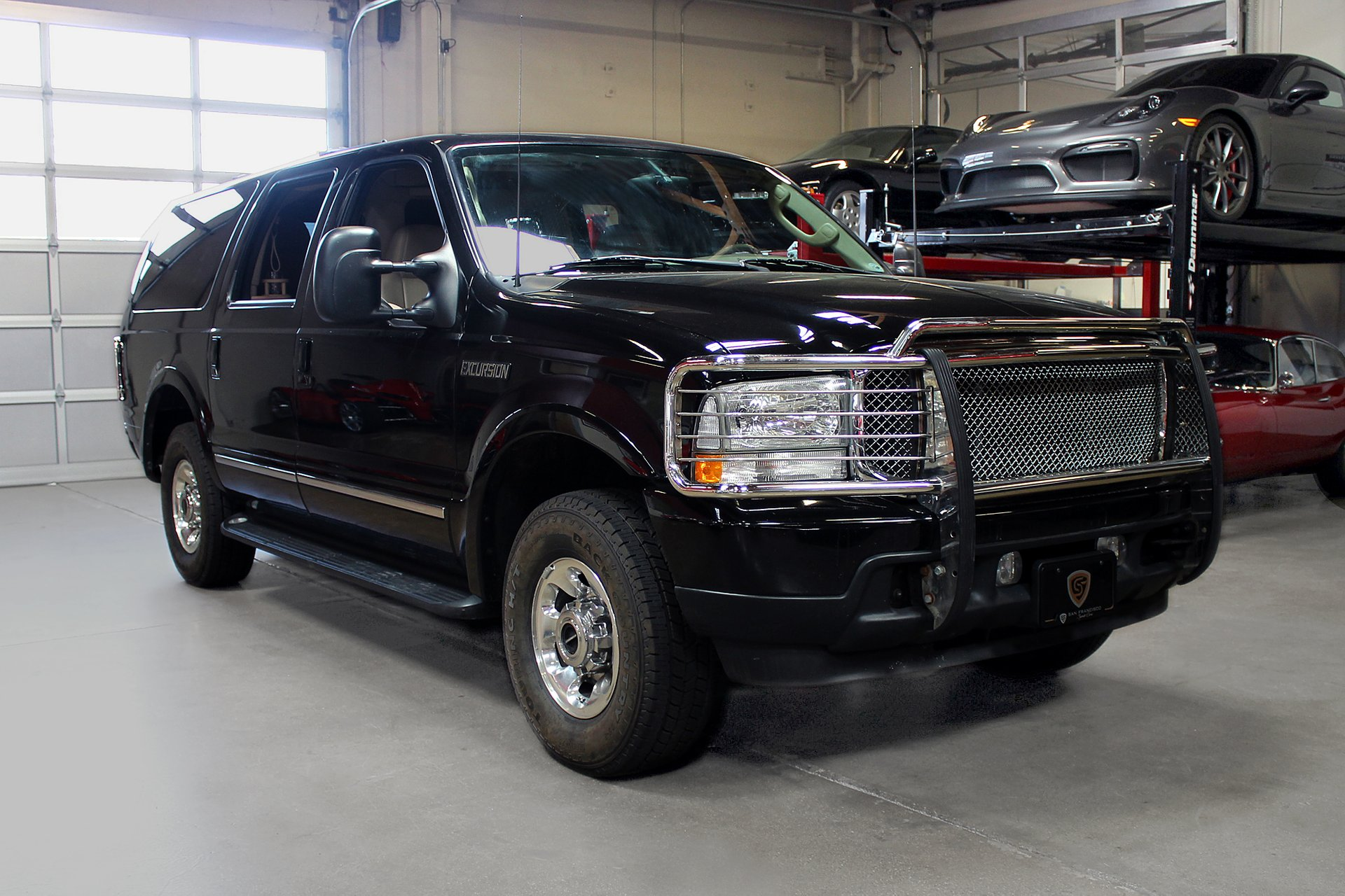 2003 ford excursion limited 4x4