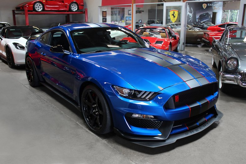 Ford Mustang Shelby >> 2017 Ford Mustang Shelby GT350R for sale #169408 | Motorious