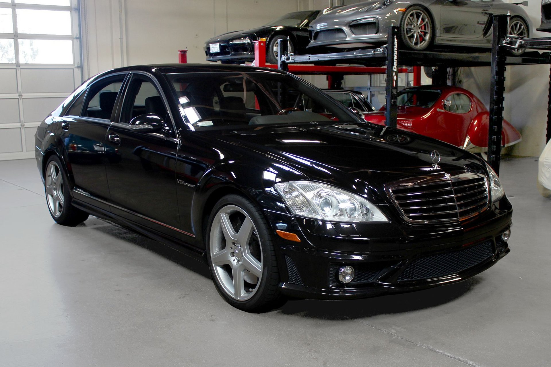 2007 mercedes benz amg s65