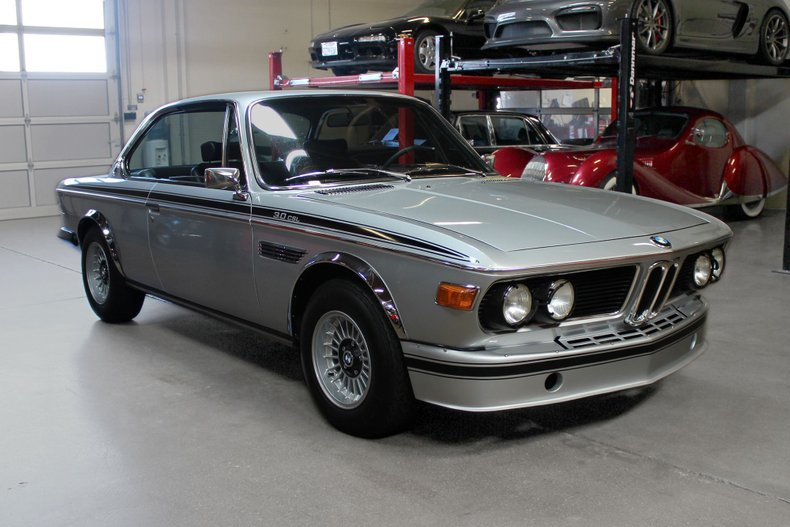 1973 BMW 3.0CSL For Sale