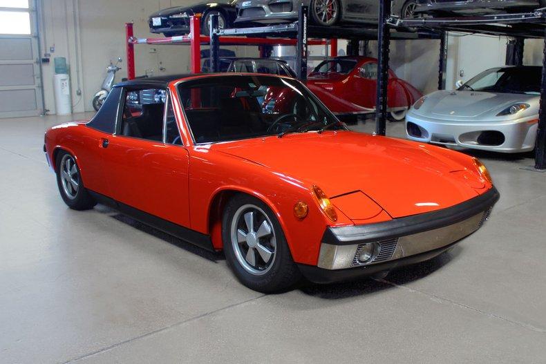 1970 Porsche 914-6 For Sale