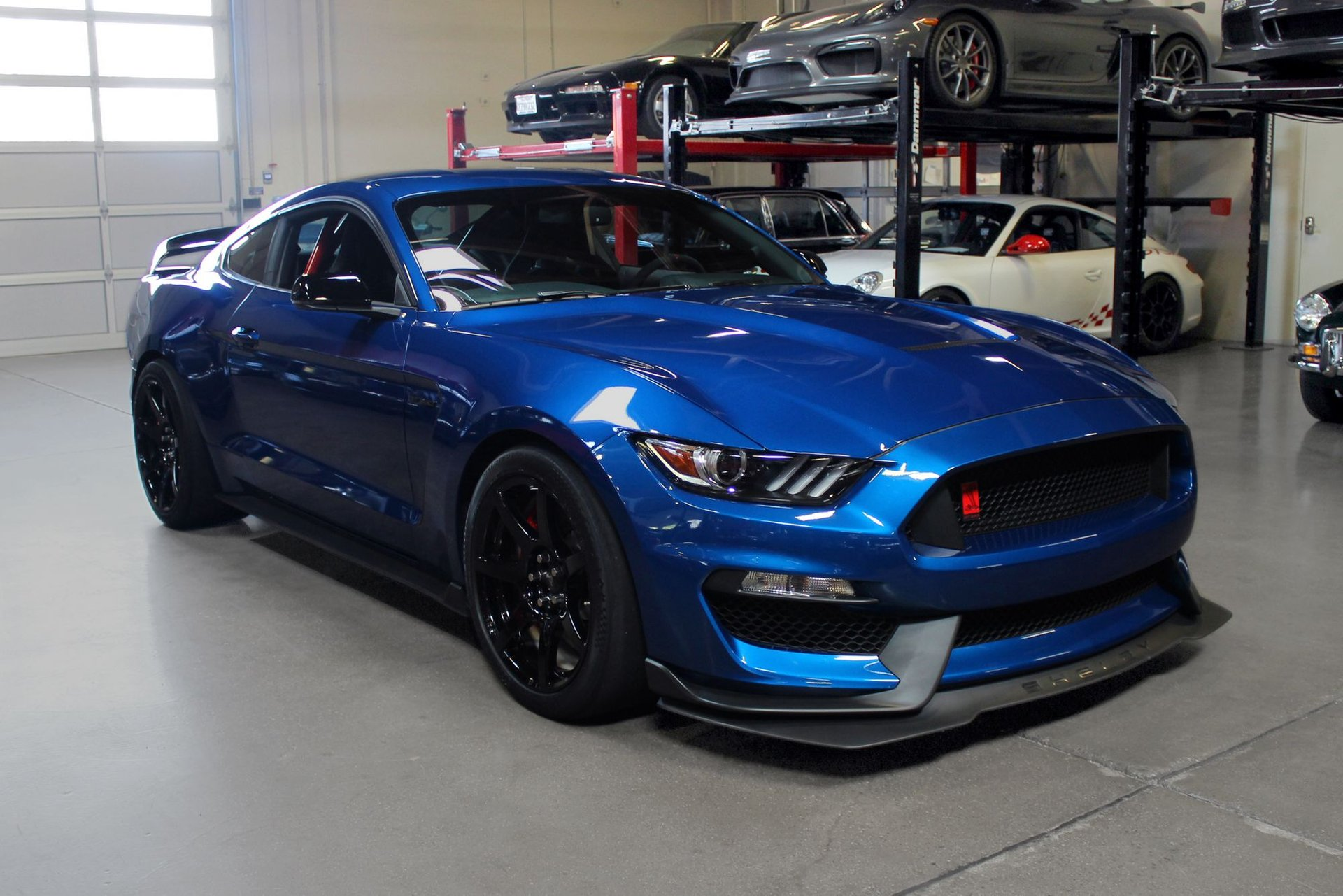 2017 ford mustang shelby gt350 r