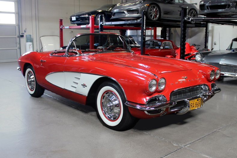 1961 Chevrolet Corvette For Sale