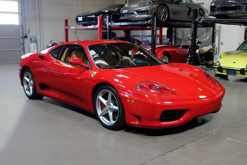 2000 Ferrari 360 Modena F1 For Sale