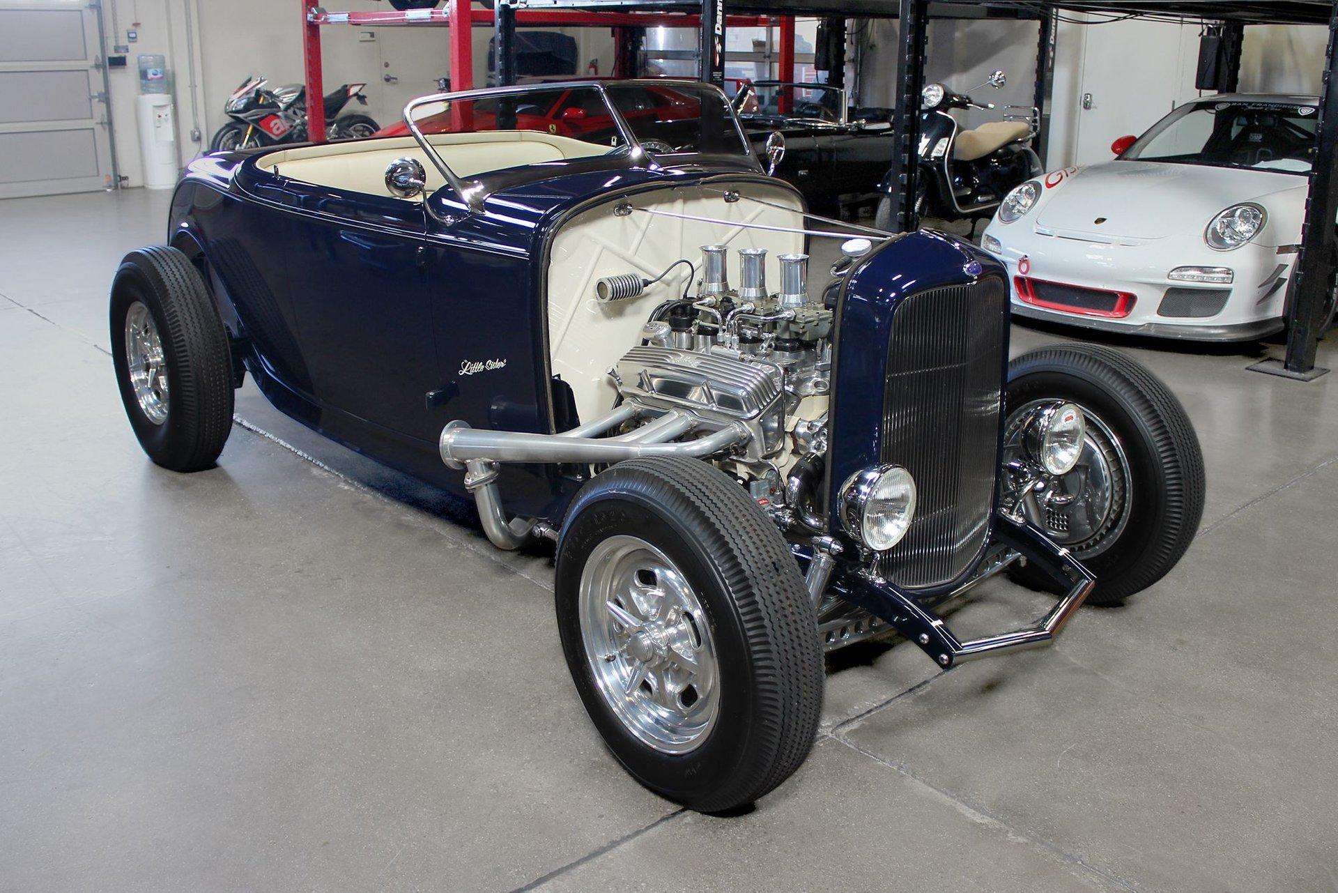 1932 ford roadster little sister