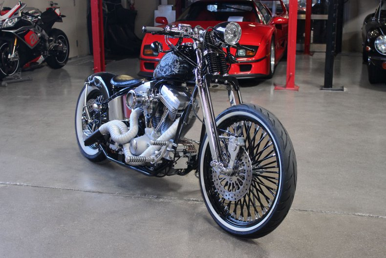 2009 Harley-Davidson Swift Chopper For Sale