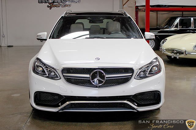 2014 Mercedes-Benz E63S Wagon